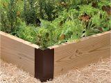 Cedar Boards for Raised Garden Beds Cedar Boards for Raised Garden Beds Set Of 2 Gardeners Com