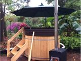 Cedar Outdoor Bathtub 6 Diameter Canadian Redwood Cedar Outdoor Wood Fired Hot