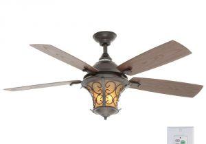 Ceiling Fans with Regular Light Bulbs Hampton Bay Veranda Ii 52 In Indoor Outdoor Natural Iron Ceiling