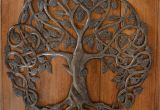 Celtic Garden Wall Art Amazon Com New Design Celtic Inspired Tree Of Life Metal Wall Art