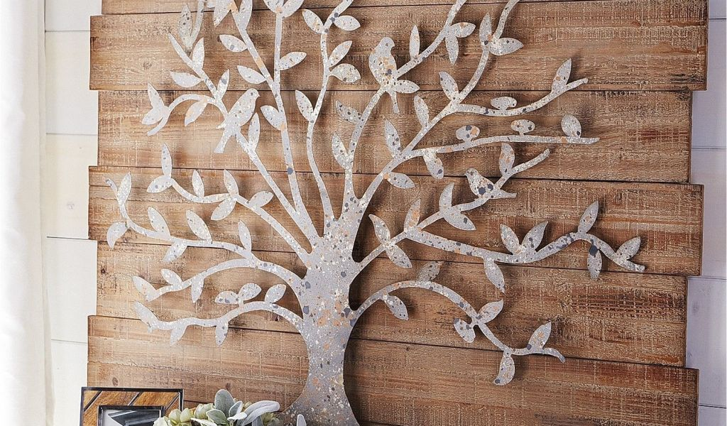 Celtic Garden Wall Art Timeless Tree Wall Decor Pier 1 Imports Metal ...
