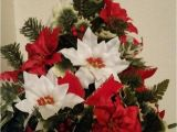 Cemetery Christmas Decoration Ideas 19 Best Artificial Flowers Arrangements Images On Pinterest