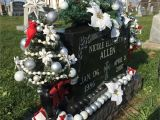 Cemetery Christmas Decoration Ideas 2016 Cemetery Decorations Christmas Floral Arrangements for Nicole