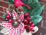 Cemetery Christmas Decoration Ideas Christmas Cemetery Spike Grave Decoration Holiday Grave Flowers