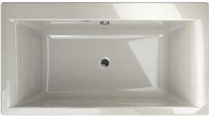 "Center Drain Drop In Bathtub Shop Jacuzzi Fio6636acl2xx Fiore 65 5"" Pure Air Drop In"