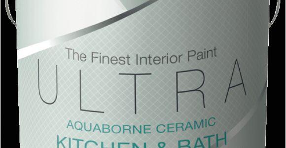 Ceramic Spray Paint for Bathtub Ppg Break Through Interior Exterior Gloss Water Borne