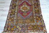 Cheap Aztec Print Rugs oriental Vintage Kilim 40 5×61 Inc Turkish Rug Antique Anatolian