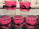 Cheap Bachelorette Party Decoration Ideas Lingerie Shower Idea Inexpensive Party Ideas Pinterest