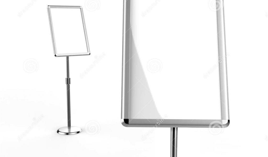 Cheap Floor Standing Picture Frames A3 A4 Floor Standing Menu Poster