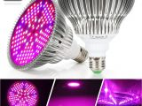 Cheap Led Grow Lights for Indoor Plants Amazon Com 100w Led Plant Grow Light Bulb Full Spectrum 150 Leds