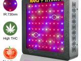 Cheap Led Grow Lights for Indoor Plants Mars Ii 400w Led Grow Light Full Spectrum Hydroponics House Lamp