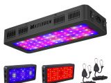 Cheap Led Grow Lights for Indoor Plants Mastergrow 600w 900w Full Spectrum Double Switch Led Grow Light with