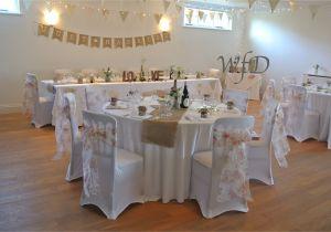 Cheap Wedding Chair Cover Rentals Kingston Estate Devon Wedding Chair Cover Sash Hire and Table
