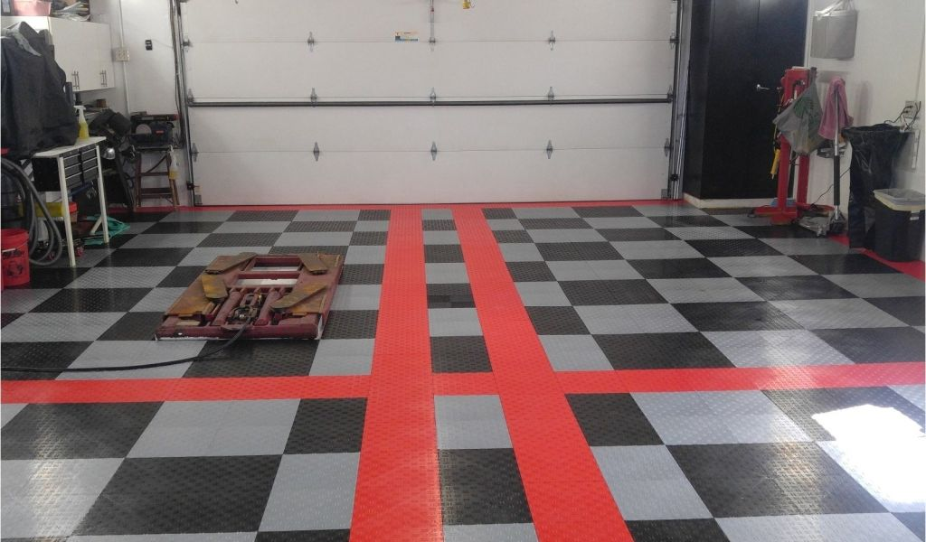 Cheapest Garage Floor Ideas Best Floor Coatings Cheap Interlocking