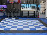 Cheapest Garage Floor Ideas Checkered Garage Floor Tiles L Swisstrax Modular Interlocking Floor