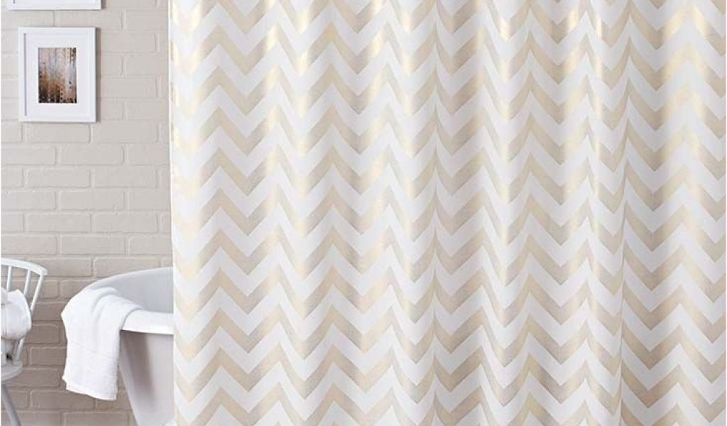 Chevron Bathroom Sets With Shower Curtain And Rugs 27 Best Design