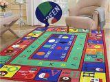 Children S Floor Mats Rugs Childrens Floor Tiles Kids Playroom with Safari Animals Foam Mats In