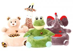 Children S soft Chairs Unique Children S soft Chairs Plush Frog Seat
