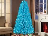 Christmas Tree Shop Wine Rack Holiday Time 6 Teal Blue Christmas Tree Walmart Com