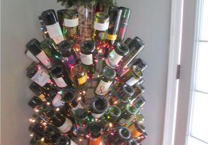 Christmas Tree Wine Rack Uk Stunning Wine Bottle Christmas Tree Christmas Ideas Pinterest