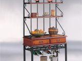 Chrome Bakers Rack Target Modern Kitchen Racks Elaboration Kitchen Cabinets Ideas