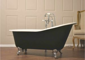 Claw Foot Bath Brisbane Cast Iron Slipper Bath – Traditionaltaps