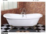 Claw Foot Enamel Bath Popular Claw Foot Enamel Bathtub Two Person Hot Tub