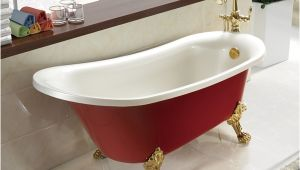 Clawfoot Bathtub Benefits Benefits Of Acrylic Slipper Clawfoot Tub