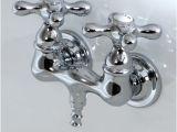 Clawfoot Bathtub Display Kingston Brass Classic Clawfoot Chrome Bathtub Faucet