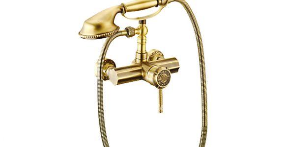 Clawfoot Bathtub Gold Gold Black Brass Wall Mount Clawfoot Tub Faucet Best