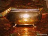 Clawfoot Bathtub Planter Vintage Hammered Brass Planter Clawfoot by Lionheartgalleries