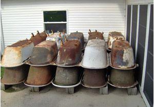Clawfoot Bathtub Used for Sale Clawfoot Tub Restoration & Antique Tubs for Sale In Iowa