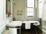 Clawfoot Tub Era Black and White Tile Clawfoot Tub