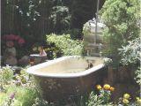 Clawfoot Tub Garden Clawfoot Bathtub Garden Pond