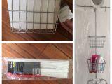 Clawfoot Tub Rack My Clawfoot Tub Shower Storage Life Hack