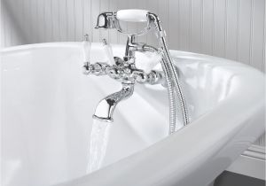 Clawfoot Tub Taps Ideas for A Clawfoot Tub Faucets — the New Home Design