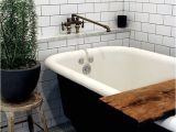 Clawfoot Tub Tile Luxury Bathrooms New York Style Cast Iron Bath