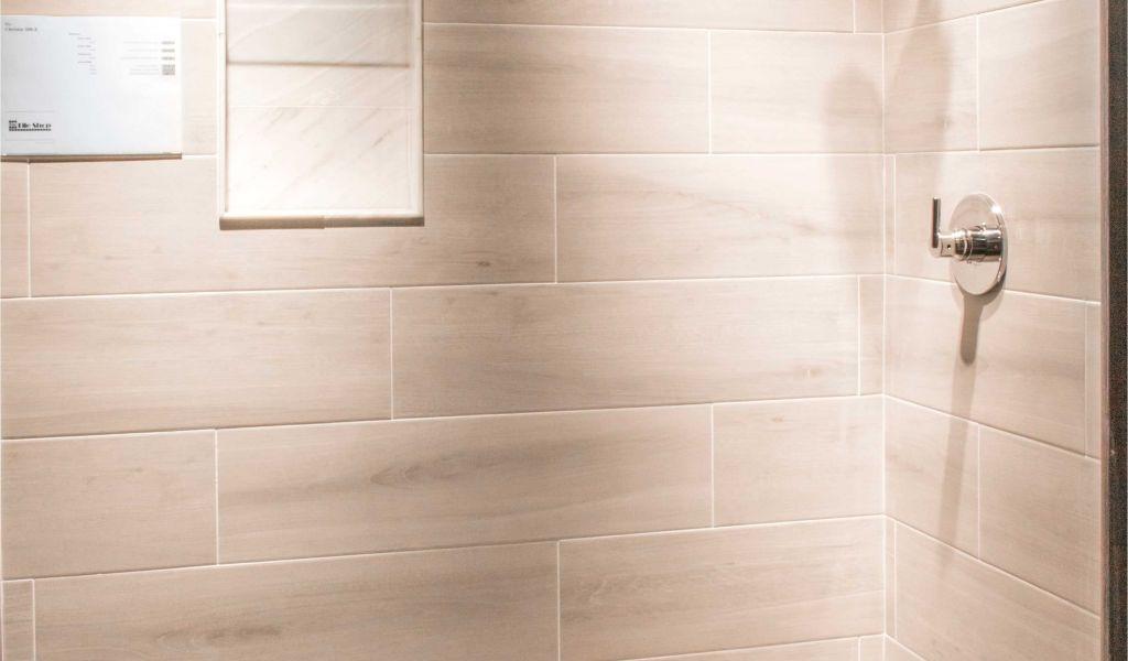 Cleaning Ceramic Tile Shower Bathroom Shower Wall Tile Bosco Cenere
