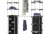 Clothing Racks for Sale Walmart Walmart Wardrobe Rack Portable Racks at Charliesbararuba