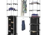 Clothing Racks for Sale Walmart Walmart Wardrobe Rack Portable Racks at Charliesbararuba