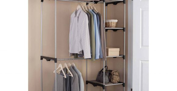Clothing Racks for Sale Walmart Wire Closet Shelving