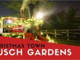 Coca Cola Busch Gardens Discount Christmas town Do Busch Gardens Tampa Youtube