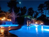 Color Splash Pool Light 25 Beautiful Modern Swimming Pool Designs