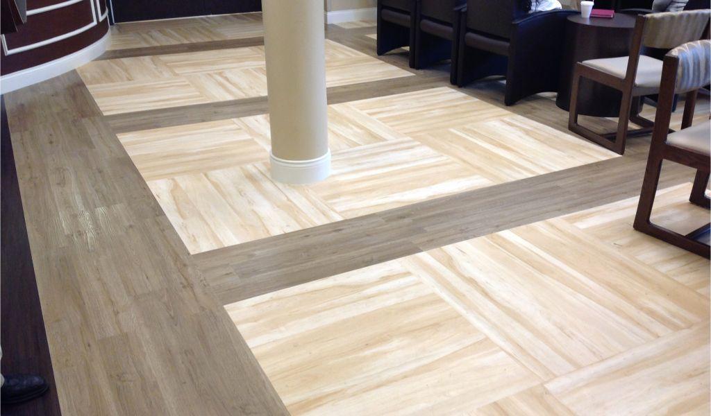 Commercial Grade Vinyl Wood Plank Flooring 50 Luxury Commercial