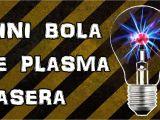 Como Hacer Lamparas De Lava Y Plasma Caseras Como Hacer Una Mini Bola De Plasma Casera