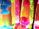 Como Hacer Lamparas De Lava Y Plasma Caseras Lamparas De Lava Y De Glitter En 4 Diferentes Colores Kids Room