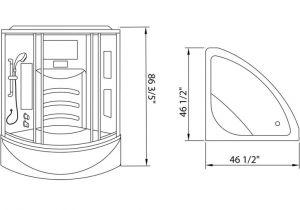 Corner Bathtubs Sizes Corner Bathtub Dimensions 81 Nice Bathroom In Corner Tub