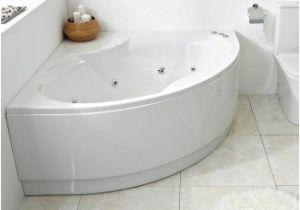 Corner Whirlpool Round Bathtub Nova 50 Corner Tubs for Small Bathrooms You Ll Love In 2020