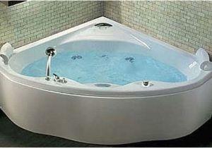 Corner Whirlpool Round Bathtub Nova Perfect Corner Bathtub for Your Style