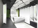 Corridor Bathroom Design Ideas Design Of the Interior for Public toilets and Corridors In Sc Złote